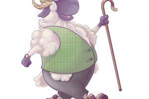 Riggmoor Arcos the sheep colour 02 web