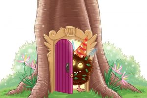 STAFFS WILDLIFE - fairy door (web)