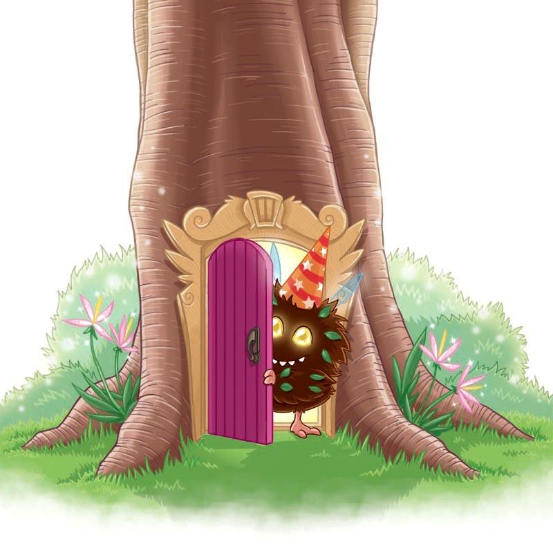 STAFFS WILDLIFE - fairy door (web)