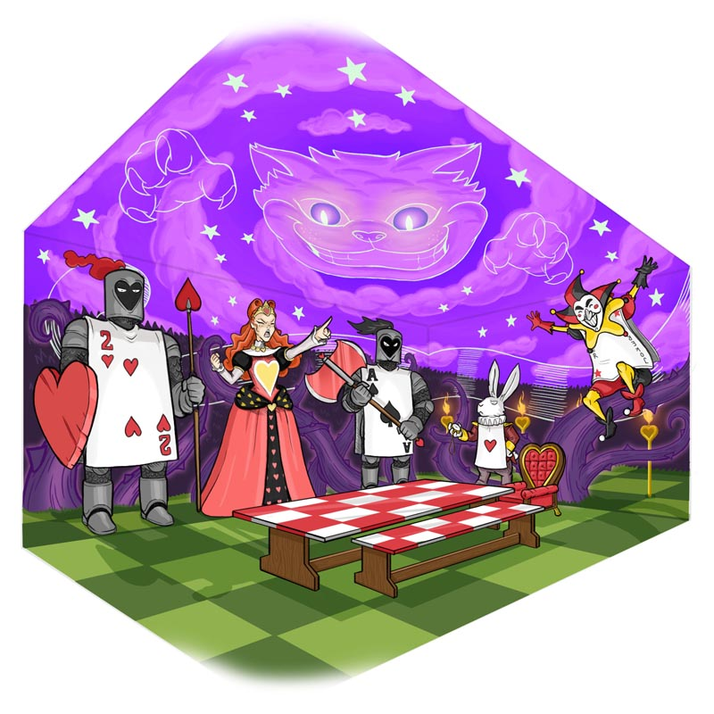 ALICE - card party room 02