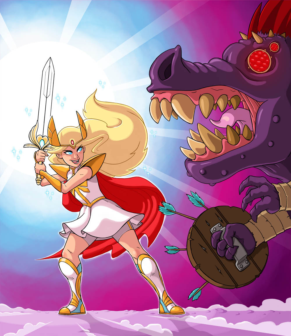 Chris Saunders - She-Ra