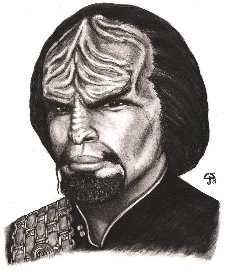 Star Trek - The Next Generation - Worf