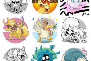 pokemon selection