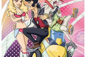 space dandy (WEB)