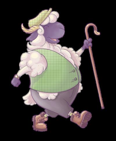 Riggmoor - Sheep